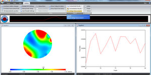 Tomography software for p2+