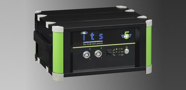 v5r Fast electrical resistance tomography