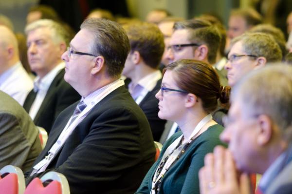 ITF Technology Showcase delegates