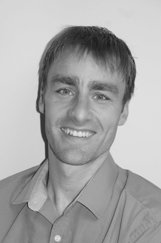 Lecturer at Department of Chemical Engineering: Daniel Holland