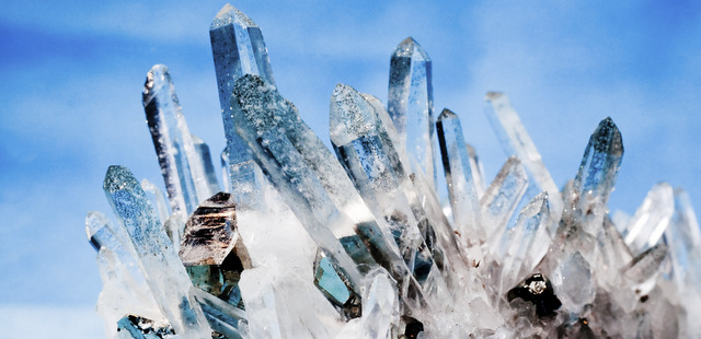 See crystal growth in real-time