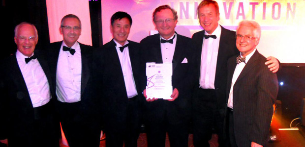 Industrial Tomography systems attends IET Awards
