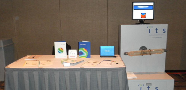 ITS Exhibit at the Second Situ Oil Sands Summit 2011