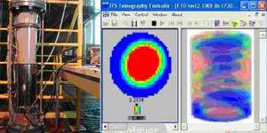 Industrial Tomography Systems Fluidised Beds Applications