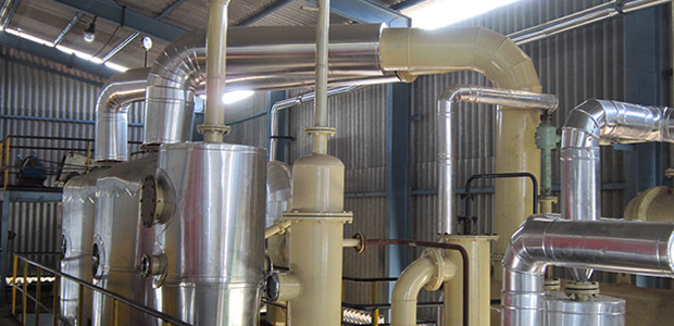 Solvent Extraction | ITS Plc