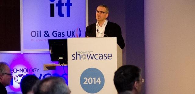 Ken Primrose at ITF Technology Showcase
